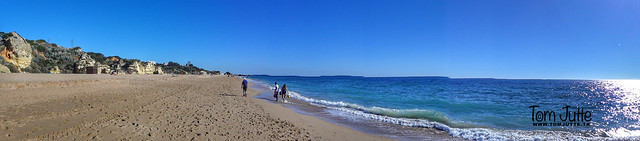 Panorama Praia do Inatel, Albufeira, Portugal - 4700
