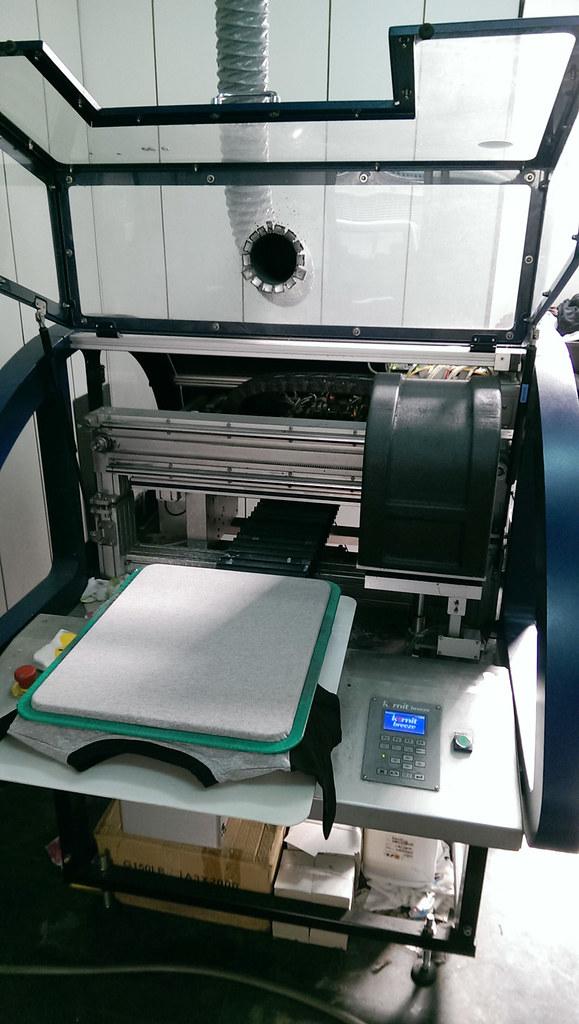 班服指南-Gimu團體服-印刷衣服技術-數位直噴-成衣直接噴圖上去
