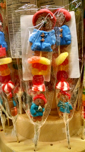 Paddington Bear Candy