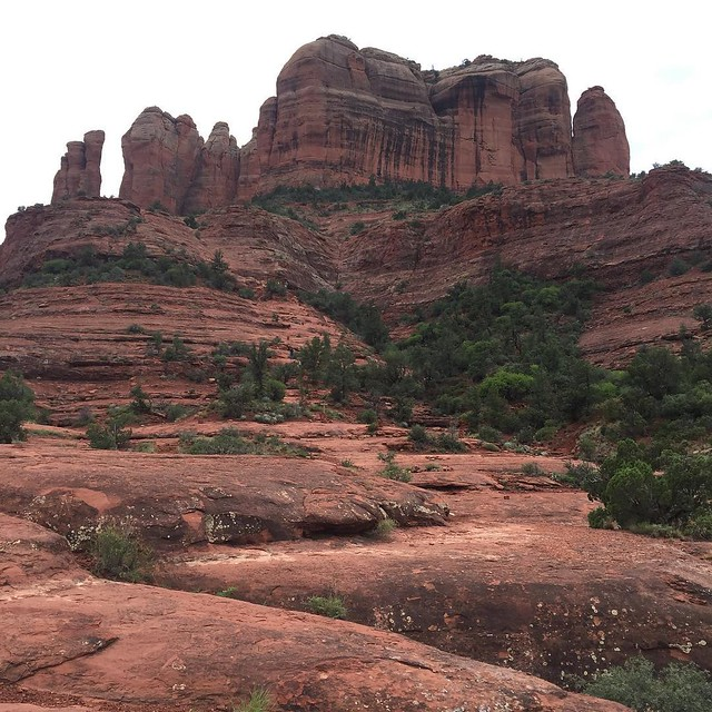Headed up this! #Sedona #Arizona #triouradventure