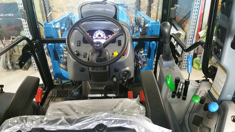 New LS XR3135HC owner – Ls Tractor Radio Wiring