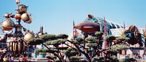 view on Discoveryland