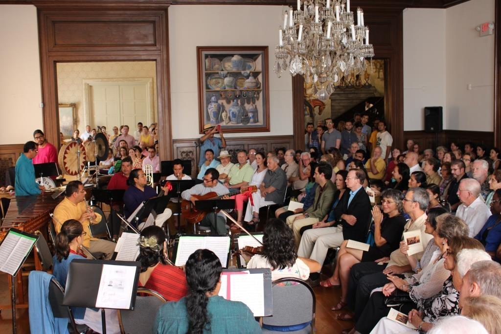 Exitoso concierto de la Orquesta Mexicana en Washington