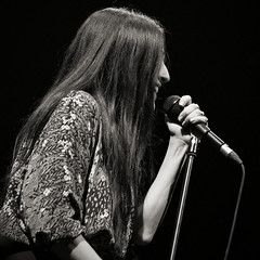 Hindi Zahra - Enghien Jazz Festival 2015