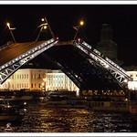 Ouverture des ponts (pont du Palais)