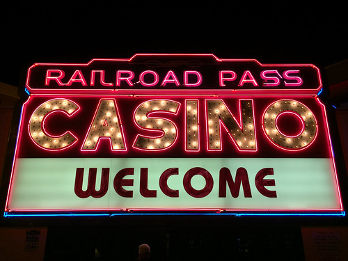 Railroad Pass Casino 08.2015