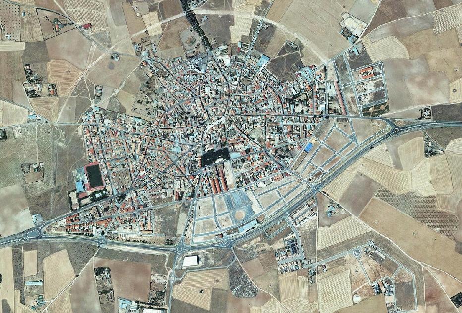 carrión de calatrava, ciudada real, carroña del arquitecto, después, urbanismo, planeamiento, urbano, desastre, urbanístico, construcción, rotondas, carretera