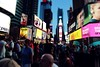 Times Square by Stephanie DiCarlo