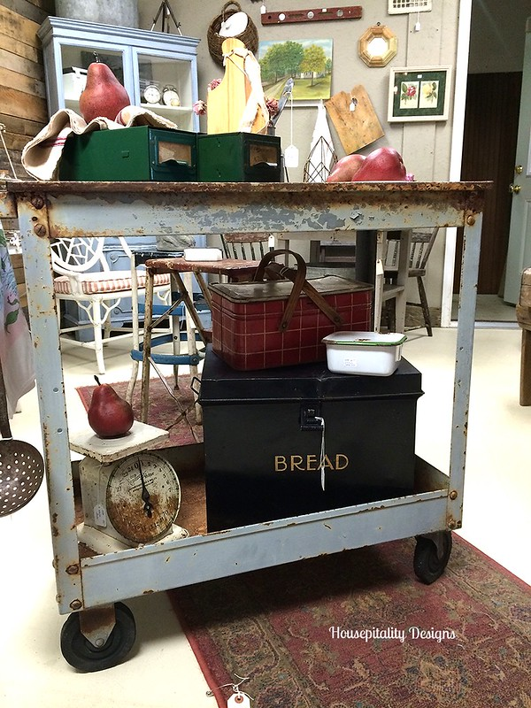Chateau Chic Antique Booth - Housepitality Designs