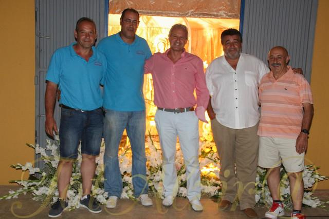 Tisneres-Xixerà 2015 fiestas barrios y partidas