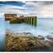 Hastings seashore by ONE DIGITAL EYE