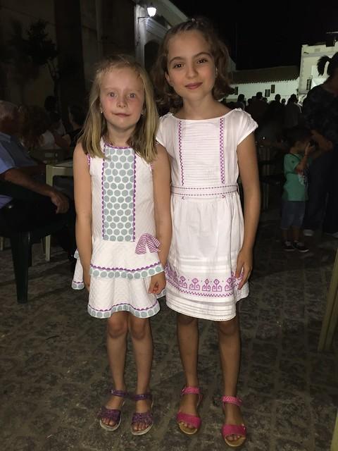 Nora and Nahia