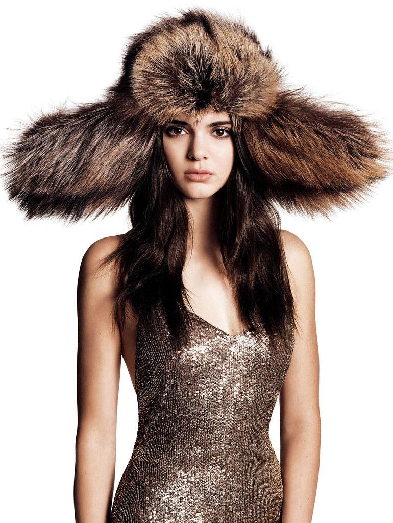 Кендалл Дженнер — Фотосессия для «Vogue» JP 2015 – 10