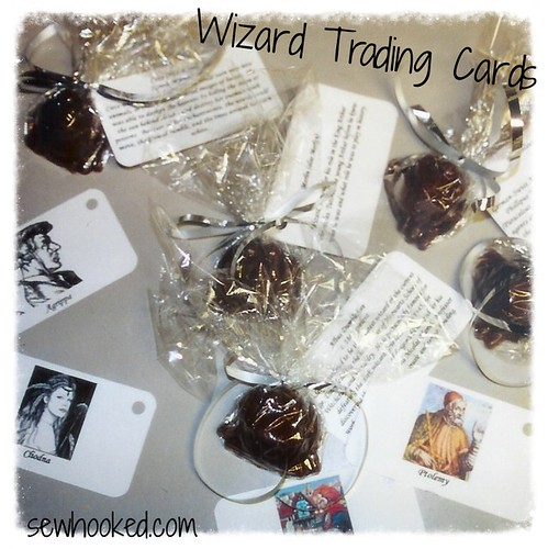 Wizard Trading Cards