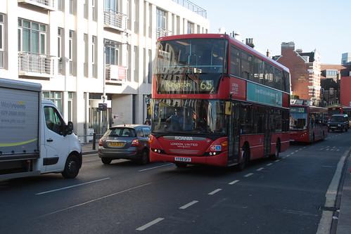 London United SP92 YT59SFV