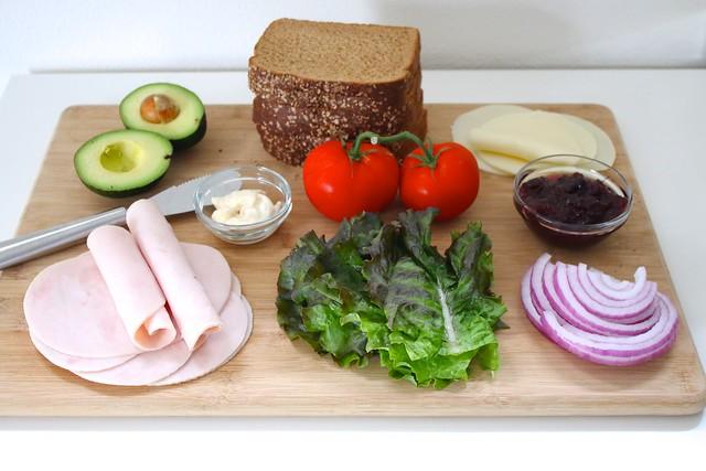 simplyxclassic, ocfoodie, ocfood, food blog, food blogger, recipe, the best turkey sandwich, orange county foodie, foster farms
