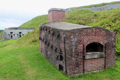 Fort Knox, hotshot furnace