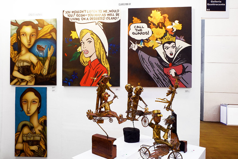 Manilart 2015 Various Works from Quattrocento