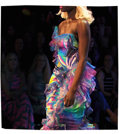 Telstra Perth Fashion Festival 2015 - Jaime Lee