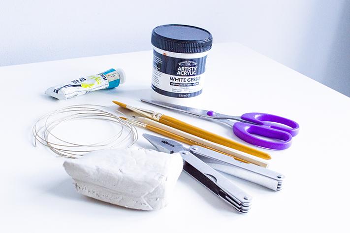 DIY-Memo-holder-supplies