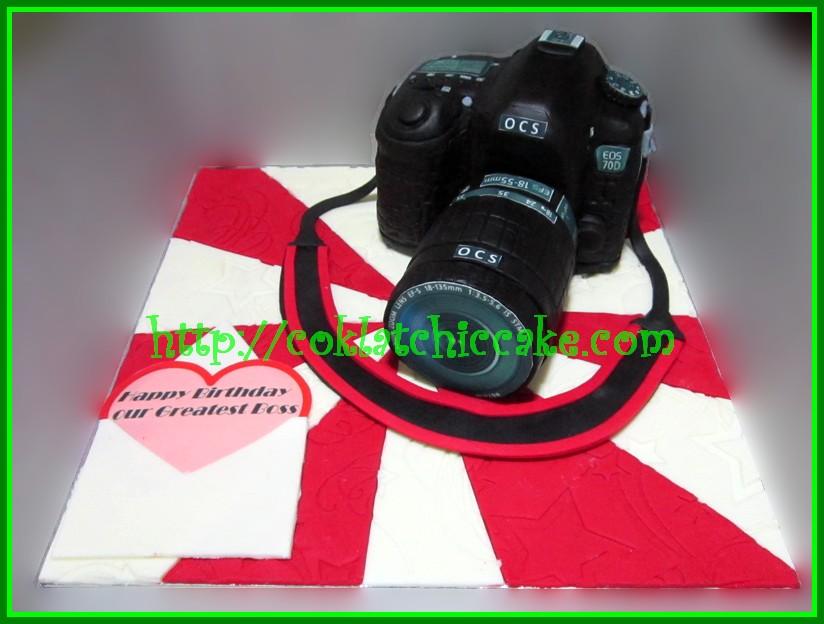 Cake Camera Canon 70D