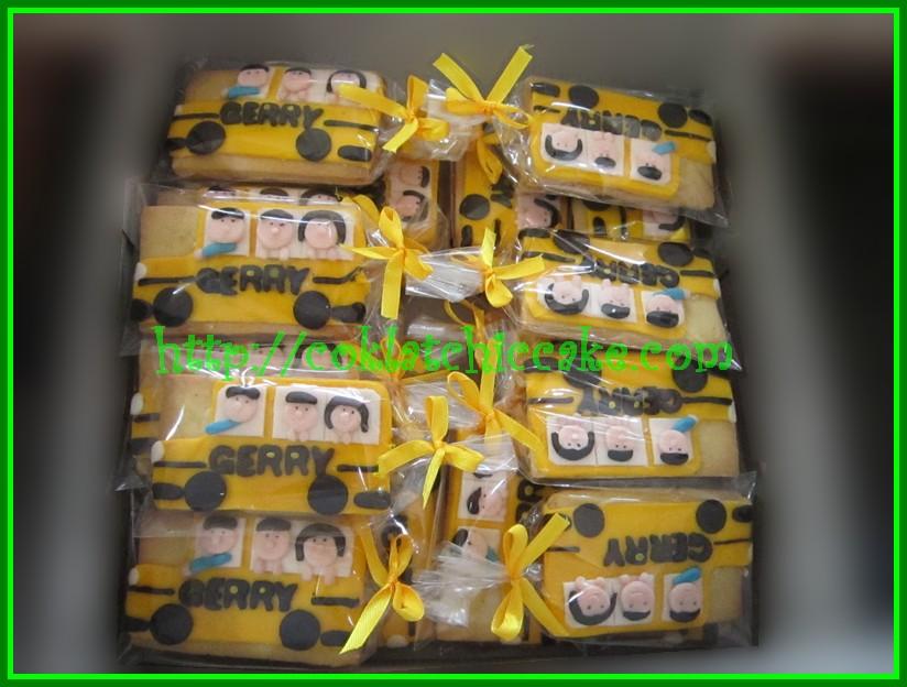 Cookies Bus Sekolah