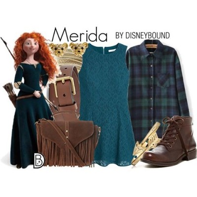 disneybound_merida00