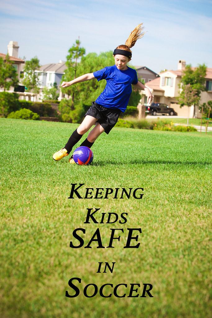 Keeping Kids Safe in Soccer