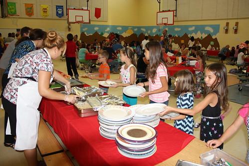 Manzano Mesa Elementary School Homework Diner