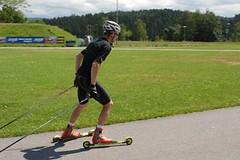 Tréninková příprava lyžaře – 1. část: Letní příprava – kolečkové lyže