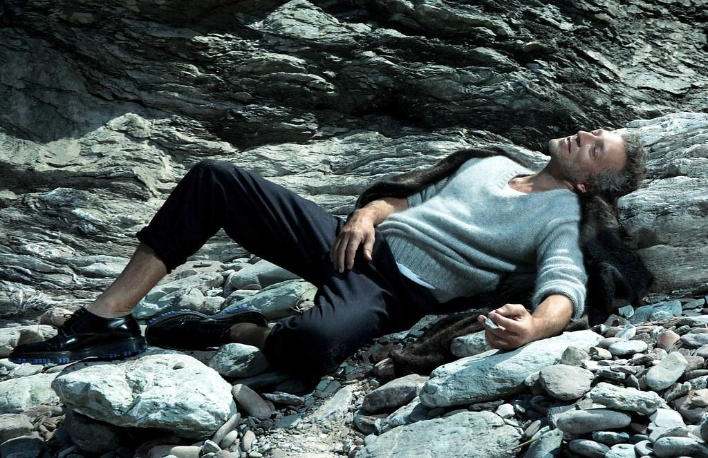 Венсан Кассель — Фотосессия для «Madame Figaro» 2015 – 3