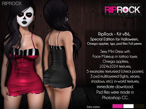 RipRock - Kit psd files V86  POSTER