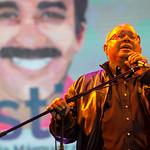 Concierto de Pablo Milanés en homenaje a Gabo