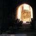 Coliseum hallway by Tiggy Savage