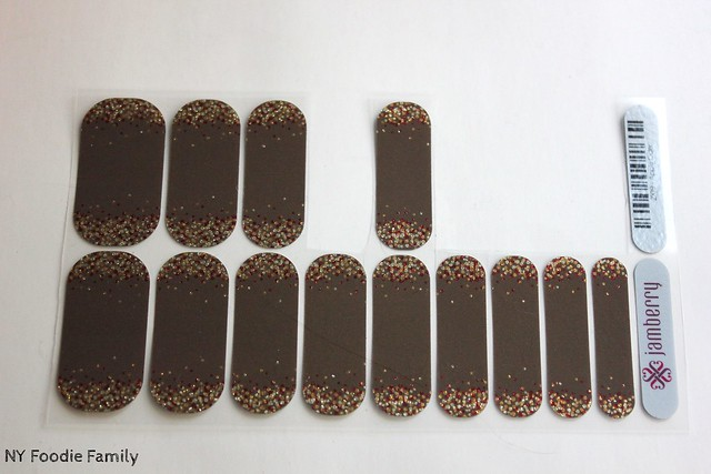Apple Cider Jamberry Nail Wraps