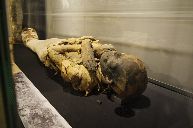 The Garstang Mummy