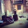 Vino rosso e miccone @agripavia #food #wine