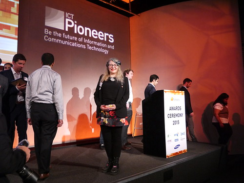 EPSRC UK ICT Pioneers finals, 2015