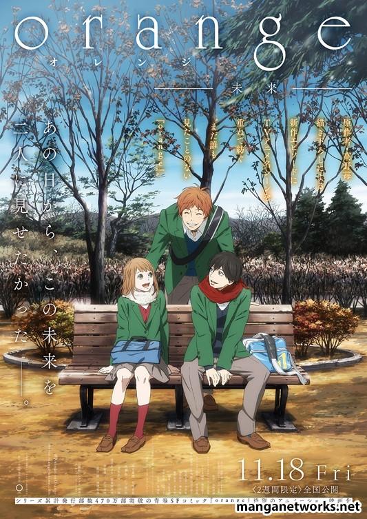 22844333468 a78cdd6891 o Sequel của anime Orange hé lộ thêm nhiều cảnh mới trong Full Trailer đầu tiên