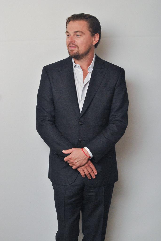 Леонардо Ди Каприо — Пресс-конференция «Выживший» 2015 – 15