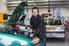 Adrian Kay Vehicle Maintenance and Repair Level 2