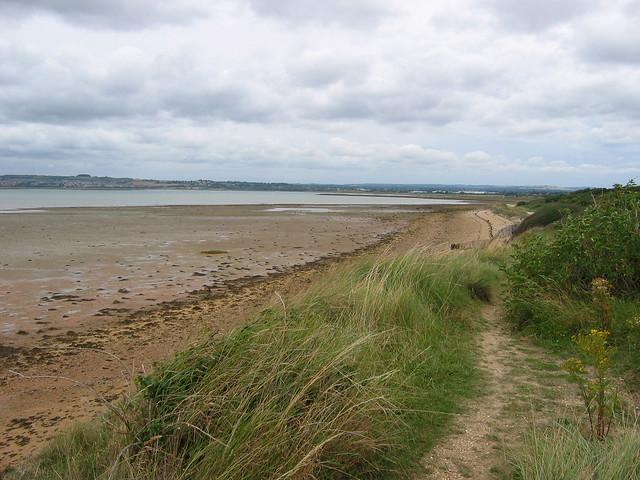 The Hayling Billy Trail near Fleet