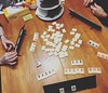 Rummikub (gaming with the parents). #games #family