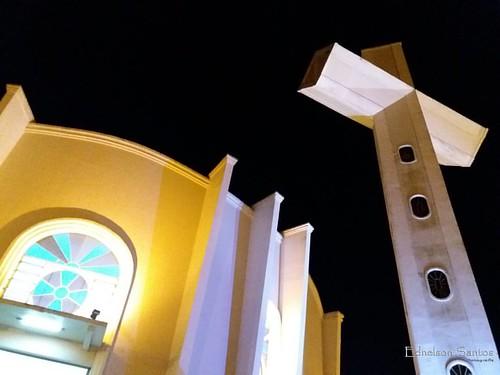 Aqui, estamos em Casa...a Casa do Pai!  #meuolharemfotos #ednelsonfotografia #fotografia #foto #photo #photography #igreja #church #igrejaspelomundo #catolico #Arapiraca #alagoas #brasil #amofotografar #amofotografia