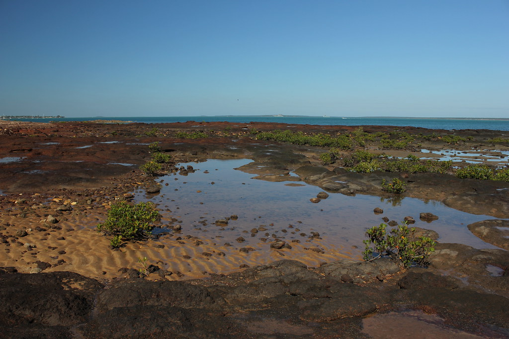 Dudley Point Lookout - Northern Territory