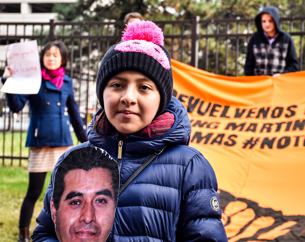Philly Rally to Stop the Deportation of Martin Esquivel & Javier Flores