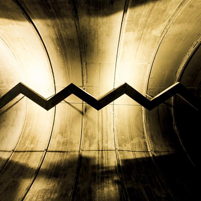 Kond Pedestrian Tunnel.