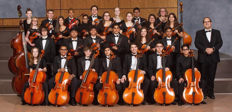 AHS Sinfonietta Orchestra 2016-17