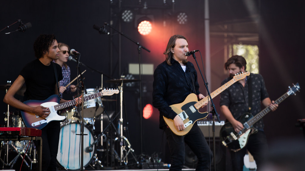 The Switch, Øyafestivalen 2015