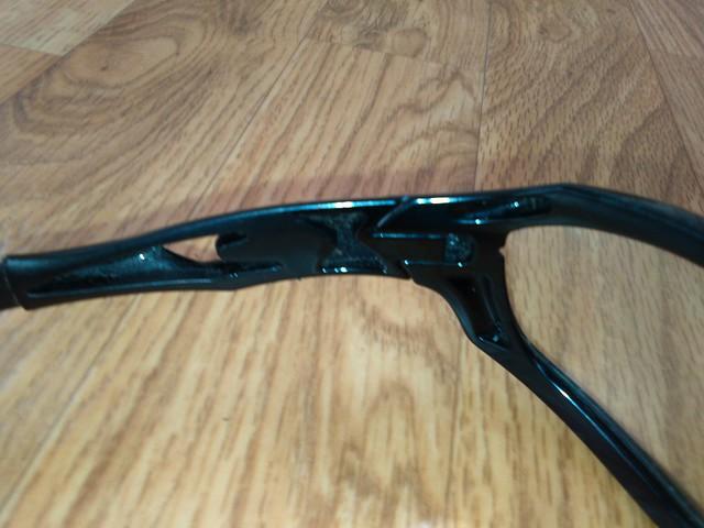 Gresvig sport C4 brille/rebranded Limar F60